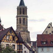 Die Altstadt von Rottweil